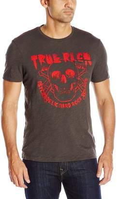 True Religion Men's Skull T-Shirt