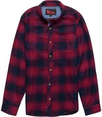 Stoic Buckhorn Flannel Shirt - Men's