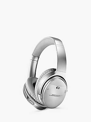 Bose QuietComfort® Noise Cancelling® QC35 II Over-Ear Wireless Bluetooth NFC Headphones With Mic/Remote & Built-in Google Assistant & Alexa