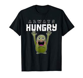 Always Hungry Shirt Funny Greedy Food Contest Gift