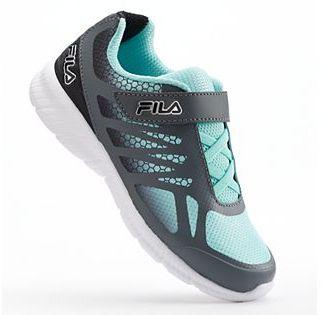 FILA® Speedstride Girls' Sneakers $39.99 thestylecure.com