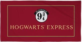 Express Harry Potter Hogwarts Towel