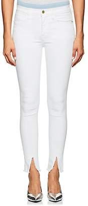 Frame Women's Le Skinny De Jeanne Jeans - White
