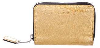Marc Jacobs Glitter Compact Wallet