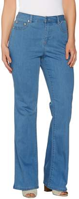 C. Wonder Regular Functional 5-Pocket Flare Leg Jeans