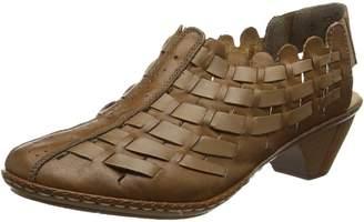 Rieker 46778 - 22 Noce Womens Shoes 40 EU