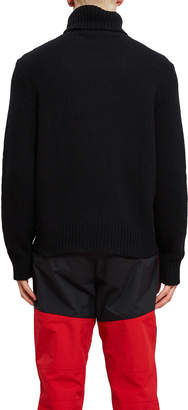 Ralph Lauren Polo By Winter Stadium Wool Turtleneck