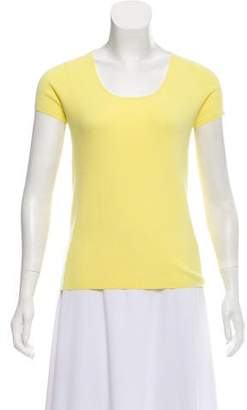 Akris Lightweight Short Sleeve Top