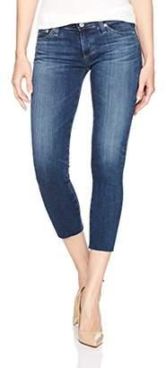 AG Adriano Goldschmied Women's The Stilt Crop Jean