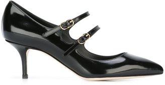 Dolce & Gabbana Mary Jane pumps $795 thestylecure.com
