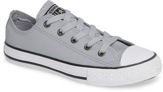 Converse R) Metallic Low Top Sneaker