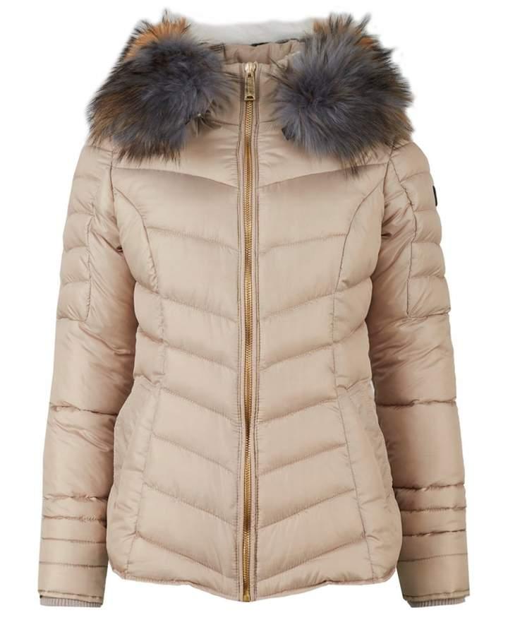 Froccella Short Fur Trim Jacket