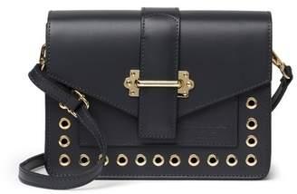Persaman New York Luciana Grommet Studded Leather Shoulder Bag. Nordstrom  Rack ... 7130333736f5a