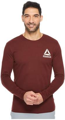 Reebok Long Sleeve Tee 2 Men's Workout