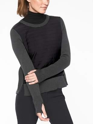 Athleta Empire Falls Sweater