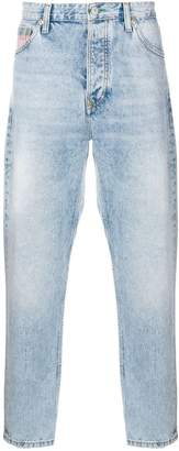 Tommy Jeans cropped faded jeans