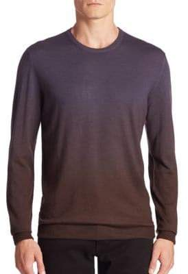 Pal Zileri Ombre Virgin Wool Sweater