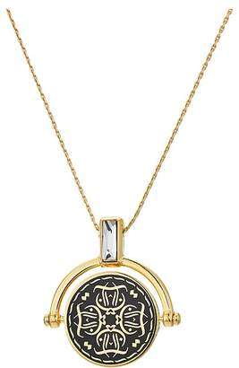 Alex and Ani Wrinkle In Time - Believing Takes Practice Spinner Expandable Necklace Necklace