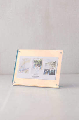 Modern Iridescent Acrylic Multi Frame