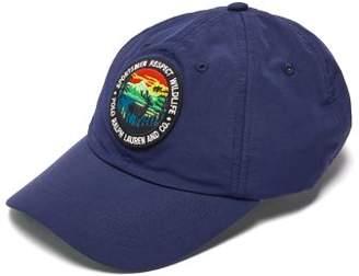 Ralph Lauren Purple Label Logo Patch Baseball Cap - Mens - Navy