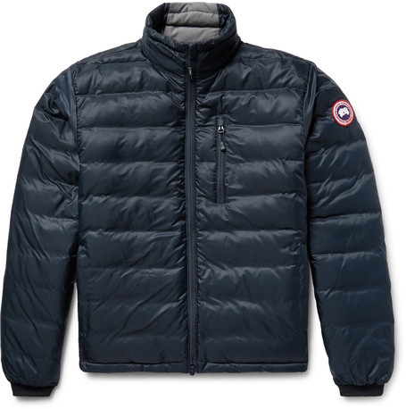 Canada Goose Lodge Packable Quilted Ripstop Down Jacket