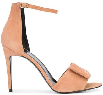 Pierre Hardy bow strap sandals