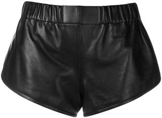 Saint Laurent elasticated shorts