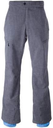 Rossignol 'Interstellar' straight leg trousers