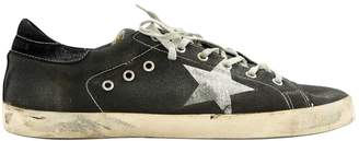 Golden Goose Cloth low trainers