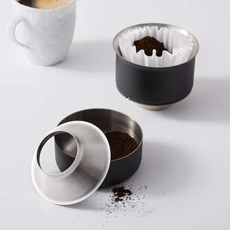 west elm Fellow Stagg Pour-Over Coffee Dripper