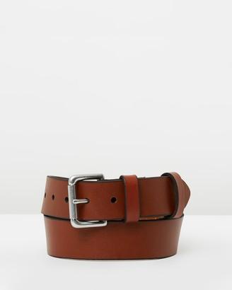 "Polo Ralph Lauren 1 1/2"" Roller Buckle Belt"