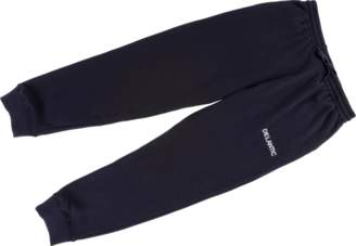 Delantic EA Velour - Lined Sweatpants - 'East Atlanta' - Navy