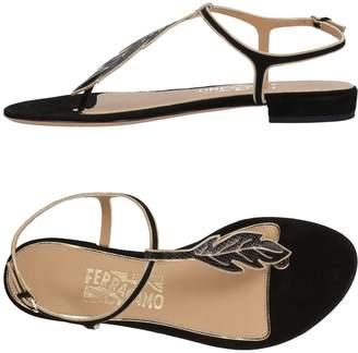 Salvatore Ferragamo Toe strap sandals