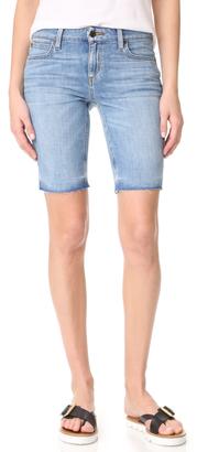 Joe's Jeans Finn Bermuda Shorts $148 thestylecure.com