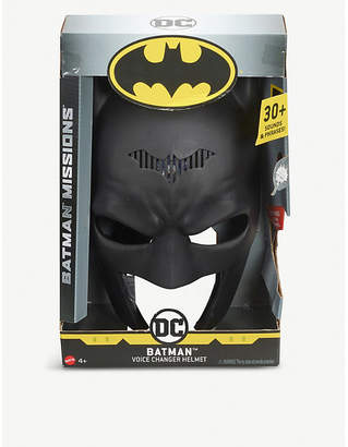 Batman Voice Changer sound effects helmet