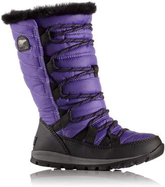 Sorel Youth Unisex Whitney Lace Non Shell Boot