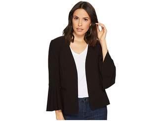 Kensie Stretch Crepe Blazer KS1K2270 Women's Jacket