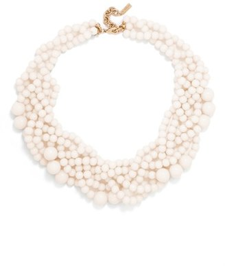 Women's Baublebar Bubblestream Imitation Pearl Necklace $38 thestylecure.com