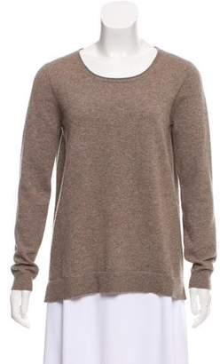 Gerard Darel Cashmere Scoop Neck Sweater