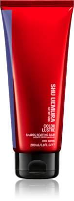 shu uemura Art Of Hair color lustre cool shades reviving hair balm