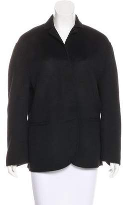 MS MIN Wool & Cashmere-Blend Jacket w/ Tags