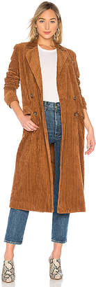 Free People Abby Road Corduroy Duster