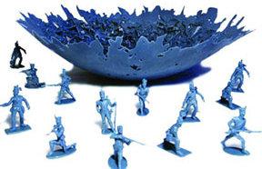 Areaware War Bowl