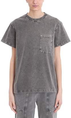 Stella McCartney 80 Style Washed Grey T-shirt