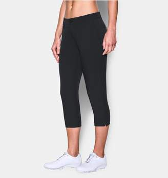 Under Armour Women's UA Links Capris