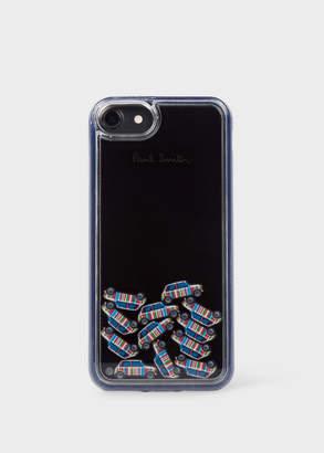 Paul Smith Stripe 'Mini' Motif iPhone 7/8 Case