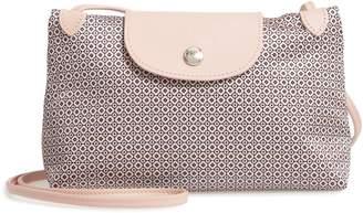Longchamp Le Pliage Dandy Print Nylon Crossbody Bag