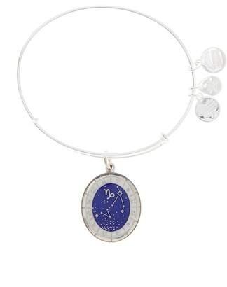 Alex and Ani Capricorn Constellation Expandable Wire Bangle