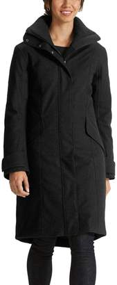 Nau NAU Prato Wool Down Trench Jacket - Women's