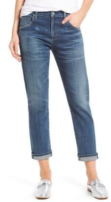 Women's Citizens Of Humanity Emerson Slim Boyfriend Jeans $238 thestylecure.com